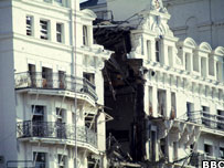 Grand Hotel after IRA bomb