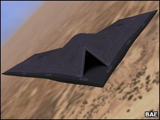 Taranis pilotless concept
