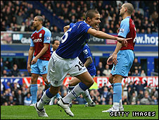 Jack Rodwell scores against Aston Villa in the FA Cup