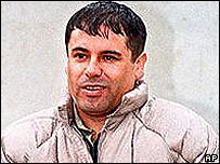 """Joaqu�n """"El Chapo"""" Guzm�n en foto de 1991"""