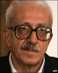 Tariq Aziz, file photo from July 2004
