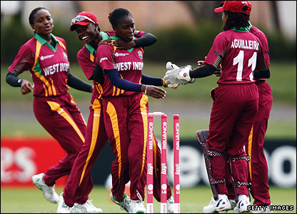 West Indies v South Africa