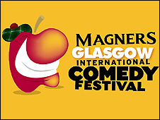 Glasgow International Comedy Festival logo