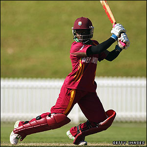 Deandra Dottin hits four sixes but her half century against Australia is not enough for West Indies