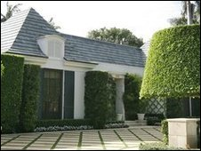 Madoff's home in Palm Beach lies empty