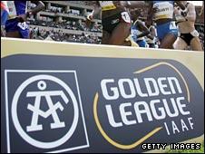 Berlin's Golden League meeting