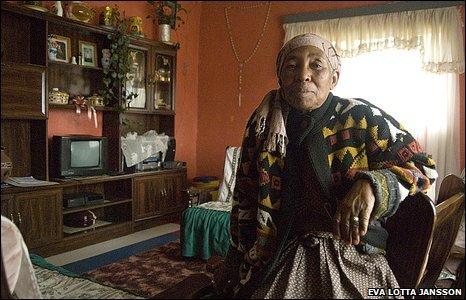 Mapaseka Mphaololi, teacher