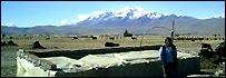 Bio-digestor en el Lago Titicaca