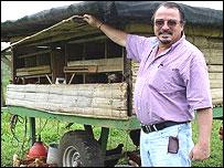 Profesor Raúl Botero (Foto: gentileza EARTH)