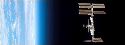 Estación Espacial Internacional (EEI, imagen cortesía de NASA)