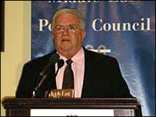 Charles Freeman (Picture: Middle East Policy Council)