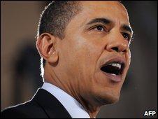 President Obama on Thursday