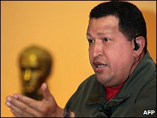 Hugo Chavez  - 8/3/2009