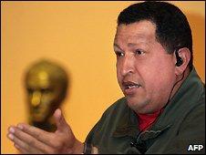 Hugo Chavez  - 8/3/2009