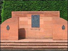 Moffat memorial