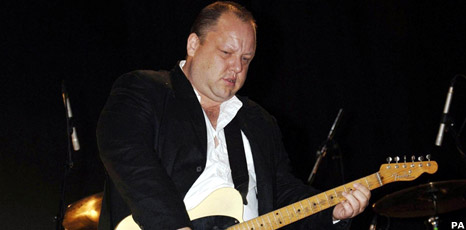 Pixies' Black Francis