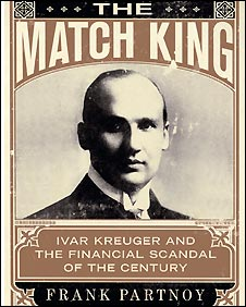 Cover of book The Match King