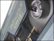 Video cassette, BBC