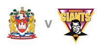 Wigan v Huddersfield