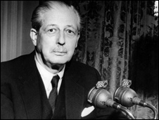 Harold Macmillan, 1958