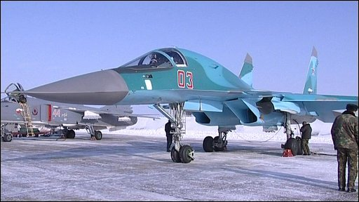 Russian military plane