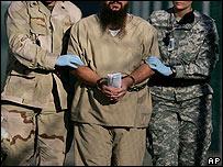 Detenido en Guantánamo