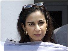 Sherry Rehman, May 2003