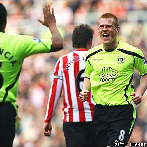 Ben Watson, Wigan Athletic