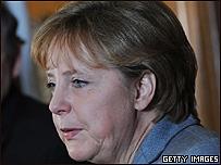 �ngela Merkel, canciller alemana