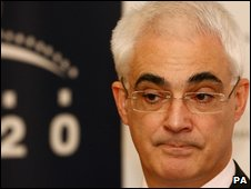 Alistair Darling