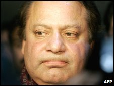 Nawaz Sharif - file photo