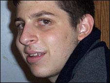 Gilad Shalit (file image)