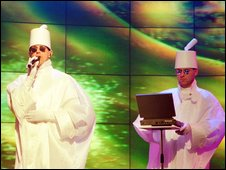 Pet Shop Boys in 1994