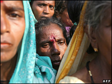 Dalit or 'untouchable' women