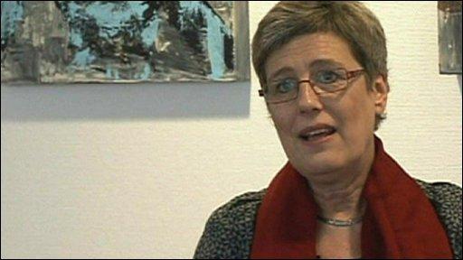 Ulla Mahnkopf