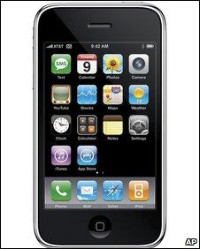 iPhone, AP