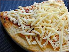 Slice of pizza (file image)