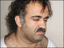Khalid Sheikh Mohammed. File photo (1 March 2003)