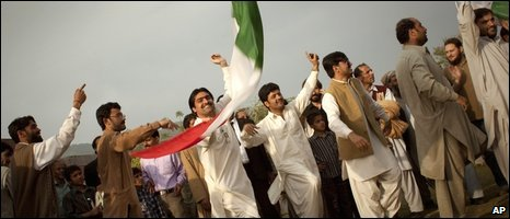 Pakistan celebrations