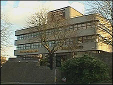 Offices of Archant Norfolk including the EDP and Evening News
