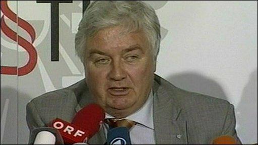 St Poelten court spokesman Franz Cutka