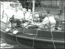 TGB lifeboat