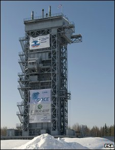 Service tower (Esa)