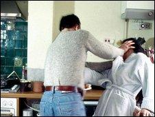 Domestic violence (reconstruction)