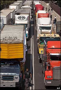 Camiones mexicanos