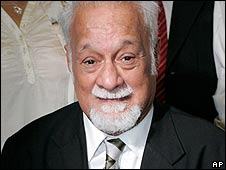 Karpal Singh,  chairman of the opposition Democratic Action Party