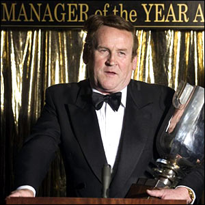 Don Revie, played by Colm Meaney