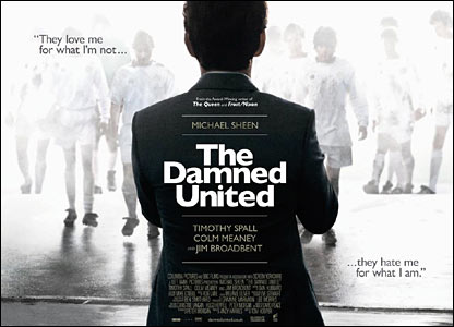 Film poster for The Damned United