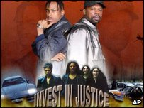 Cover of CD produced by the  Metropolitan Black Police Association