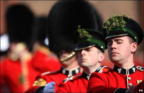 1st Battalion Irish Guards